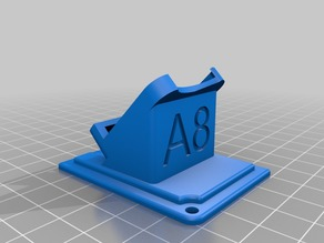Anet A8 Micro SD Card Extension Holder