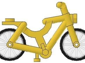 Lego Bicycle - RemiX