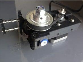 Belted Extruder V.3 for 2.85mm