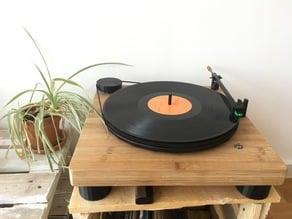 Record Player (Raspberry Pi)