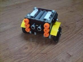 ProfileBlock™ - Balancing Robot - DIY Robot Platform