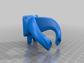 Fang (fan) Duct for Tevo Tarantula Single Extruder Stock