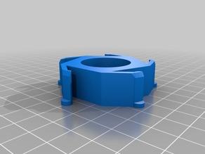 My Customized Spool Hub Adapter 25/53 Right