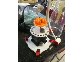 Bubble Magus Curve 5 Bubble Plate Skimmer Modification