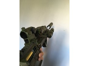 Airsoft Outer Barrel V2