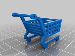 PinyPon Shopping Cart