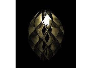 Swirls Lamp