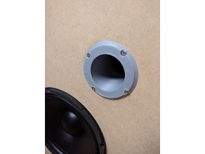 Subwoofer port / Bass Reflex Tube