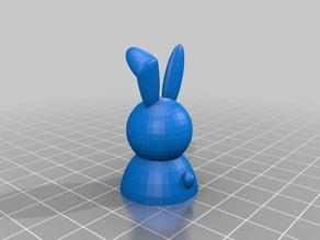Funny Bunny Bust