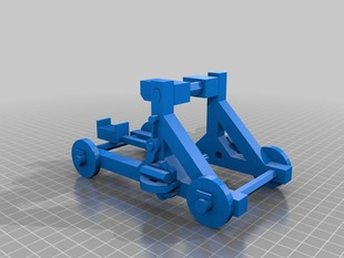 SEEJ Deluxe Penny Catapult