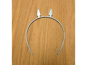 Totoro Ears Hair Band