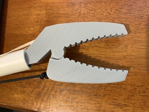 3D Printed Claw (one piece)