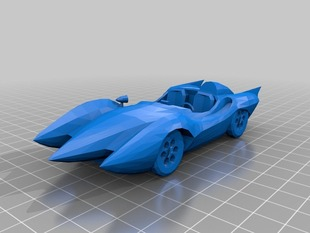 Mach 5 (car from Speed Racer)