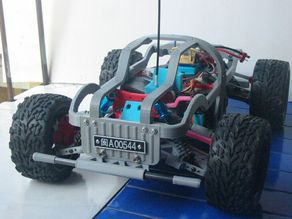 OpenRC Truggy  Rolling Cage