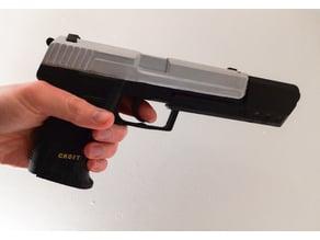 Prop Lara Croft Gun