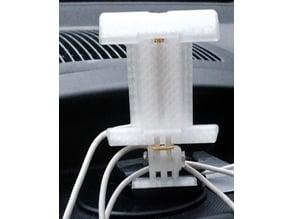 TomTom adhesive mount modular clipon