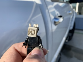 Projectionist Lego Head BATIM
