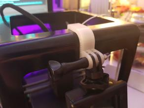 M3D Micro GoPro Mount
