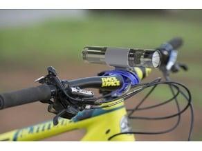 Bike Flashlight Support