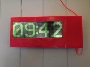 Case for Pong Clock