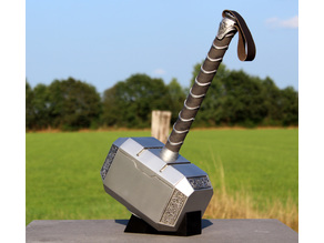Thor Hammer Mjolnir (4 kg)