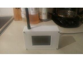 MMDVM 3.5 Nextion Box for raspberry pi zero & jumbo spot
