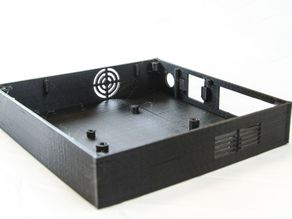 Project Box for Raspberry Pi and Perma-Proto