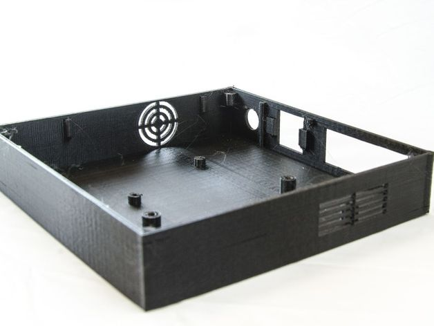 Project Box For Raspberry Pi And Perma Proto By Pratermade