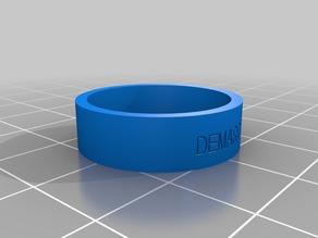 DeMarco Fidget Ring