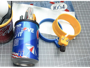 Parametric Soda Can / Bottle Cutter