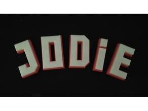 Name Jodie
