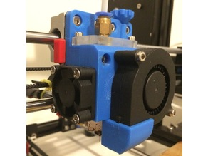 HicTop V6 Bowden Extruder Body