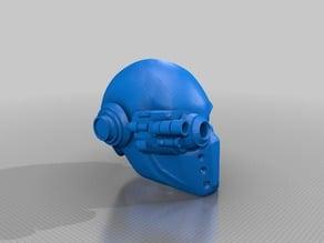 Dead Shot Injustice 2 Helmet / Mask