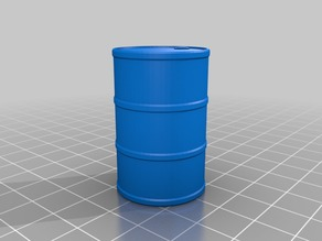 Oil barrel 1:22.5