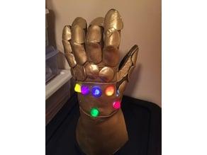 Infinity Stone with Interior LED slot