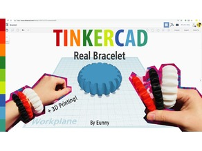 Baracelet by Tinkercad