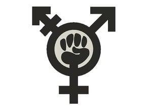 Trans-feminist symbols