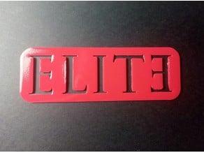 ELITE Logo Netflix