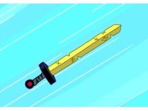 Finn Gold Sword / Adventure Time