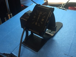 Pebble Watch Stand (Including Bunk Bed Version)