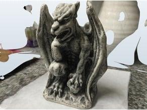 Gargoyle Thinker