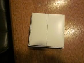 Holder for Xiaomi WXKG02LM Aqara Smart Light Switch Wireless Version