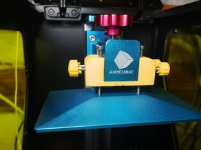 YAEZ Yet another easy Z adjust for Anycubic Photon