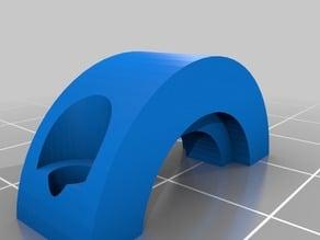 Hexagon Hotend Mount - Aerostock Effector Compatible