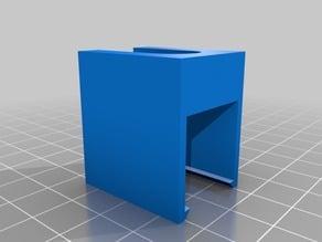 Filament reel holder - HDD Step Motor/ ATOM3DP 料架機構 - 使用硬碟的步進馬達