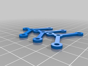 minimal customizable linkage arm segment
