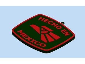 Hecho_En_Mexico_Key-chain
