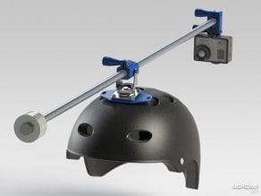 GoPro 360 Rotor mount