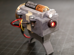Pickle Rick's Laser Cannon / Rick and Morty