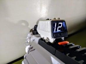 Nerf Rival Phantom Corps AmmoCounter Housing